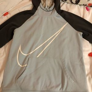 Nike Therma Fit Hooded Sweatshirt